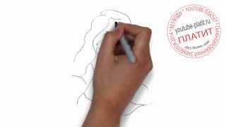 Нарисованные девушки  Как карандашом нарисовать человека девушку за 40 секунд(нарисованные девушки, нарисованные девушки карандашом, как нарисовать поэтапно девушку, картинки нарисова..., 2014-07-27T07:01:12.000Z)