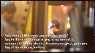 Repeat youtube video NAKAKAMISS OFFICIAL LYRIC VIDEO by Smugglaz, Curse One, Dello and Flict G