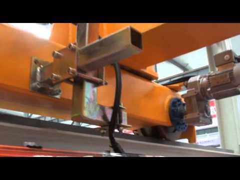 Europe Standard Double Girder Overhead Crane—HeNan Mine(Kuangshan ...