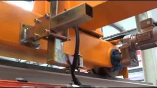 Europe Standard Double Girder Overhead Crane—henan Mine(kuangshan) Crane