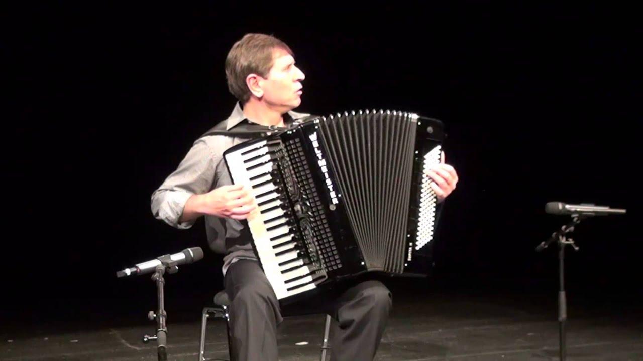 Petar Ralchev - Solo Recital (5/13) - Improvisation on a ...