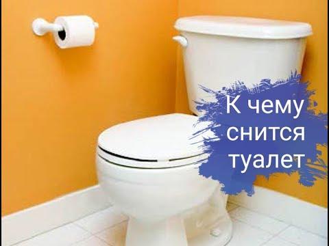 Если туалет снится без унитаза, такой сюжет, вероятно, предупреждает о трудностях, препятствиях, о которых вы на данный момент не имеете представления.