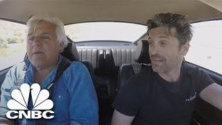 Patrick Dempsey Shows Jay His Race Car Driving Skills | Jay Leno's Garage | CNBC Prime