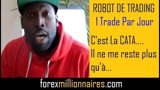 ROBOT DE TRADING MT4    FOREX EA  1 Trade Par Jour   28 Nov 2018 💰