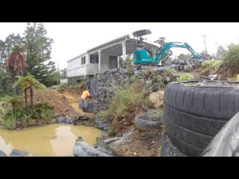 видео Amenajare Gabioane