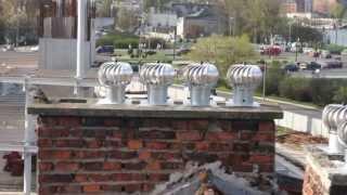 Systemy Kominowe nasady obrotowe dobudowy kominów