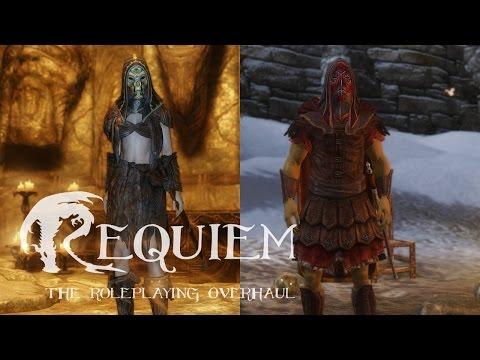 Skyrim Requiem - Behind the Masks