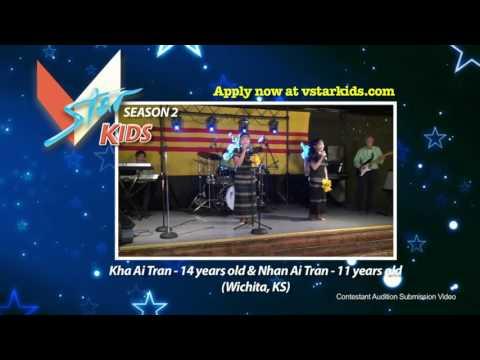 VSTAR Kids Season 2 Contestant #111 – Kha Ai Tran & Nhan Ai Tran