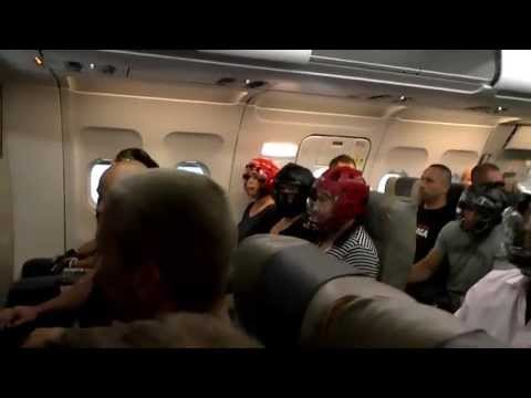 Krav Maga Worst-Case-Scenario: terroristic act in airplane by Michael Rueppel