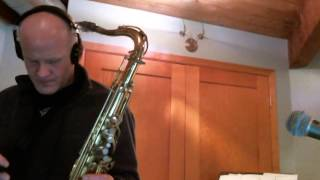 """Pat Metheny, Chris Potter solo transcriptions on """"New Year"""""""