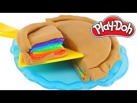 Play Doh Playful Pies Playset
