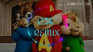 Turkish mashup (OZK REMIX) Kadr esraworld version chipmunks