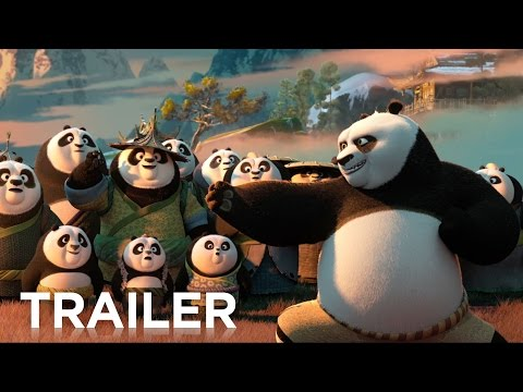 Kung Fu Panda 3 | Official HD Trailer #2 | 2016