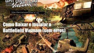 PARTE 1 como baixar e instalar o Battlefield Vietnam + Tradução PT-BR (sem erros)