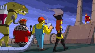 The Simpsons: The Fossil Fuel Four thumbnail