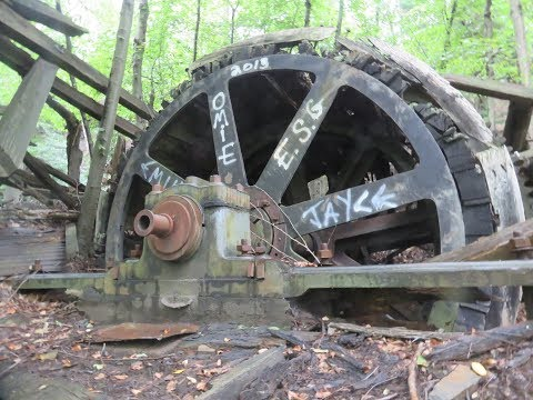 Exploring the Coal Mining Ruins in Shamokin PA