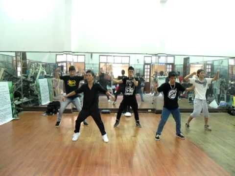 04. Love Song + Tonight - BIGBANG (Dance Practice) [YG Lovers Crew]