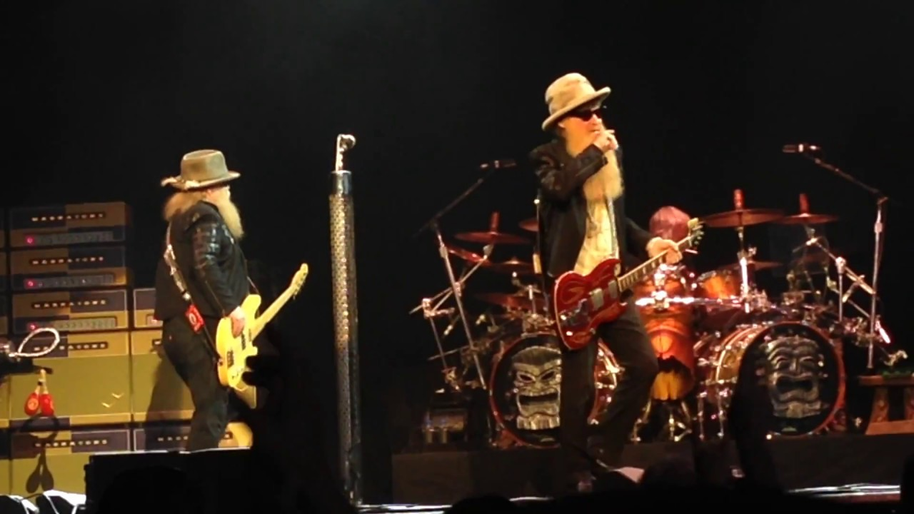 ZZ Top - Toronto - Aug 11, 2018 - Gimmie All Your Lovin ...