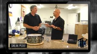 Tuning Drums and DrumDial Preview on Drum Talk TV!