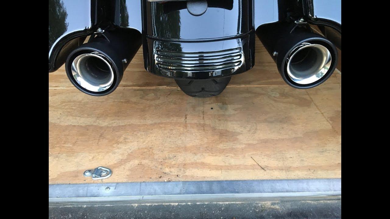 Harley Touring Slip On Reviews