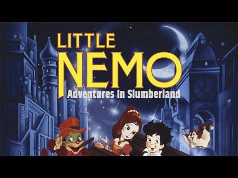 The American Anime Otaku Episode 108- Little Nemo Adventures in Slumberland