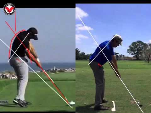 Easiest To Learn Golf Swing My Swing Vs Jason Day