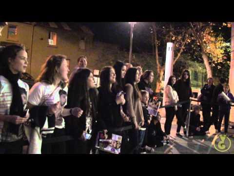VG: Chasing Bieber (Sunrise Concert, Sydney 2012)