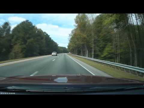 "North Carolina DOC ""PJ-1716""  Corrections Officer Caught Speeding!"
