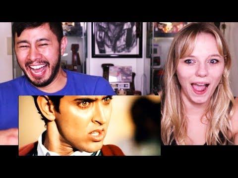KOI...MIL GAYA | Hrithik Roshan | Trailer Reaction w/ Seri!