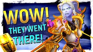 Yrel Goes The Crazy Dark Fate of Draenor  How It Foreshadows The Next Big Evil In WoW