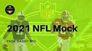 2021 NFL Mock Draft 6.0
