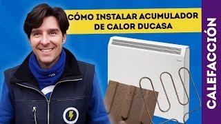 CÓMO INSTALAR ACUMULADOR DE CALOR DUCASA