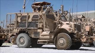 Бронеавтомобили MRAP