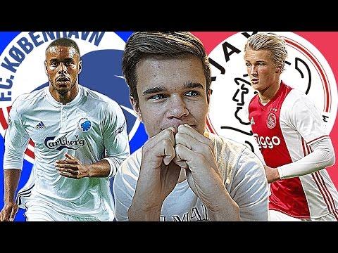 FCK MOD AJAX I EUROPA LEAGUE | SBC