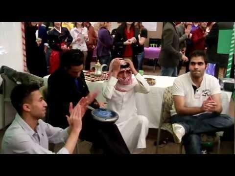 International Bazaar 2012..Saudi's Booth UE..