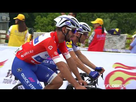 Tour of Guangxi Stage 3 Highlight Video