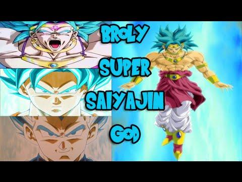 BROLY PRIMER SUPER SAIYAJIN DIOS SUPER SAIYAJIN | BROLY PODRÍA APARECER EN DRAGON BALL SUPER!!!!