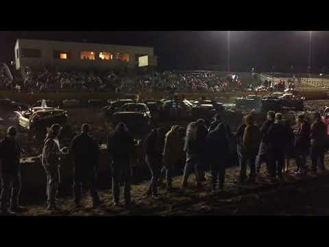 Salina Speedway Crashtoberfest 2017 Modified Class
