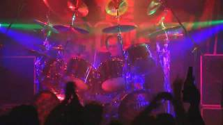 Drum Solo The Rods / Carl Canedy Rabid Thunder Live at The Haunt