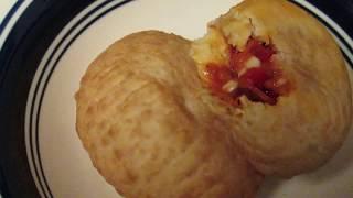 Trying Gardein Pizza Pocket -Vegan Pepperoni