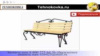Простая инструкция по сборке скамейки
