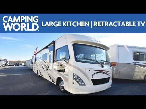 2018 Thor Ace 30.3 | Class A Motorhome - RV Review: Camping World