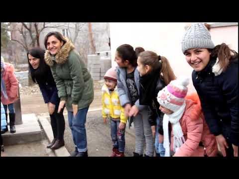 CFFA Christmas Gifts for Children in Vayots Dzor, 26 December 2018