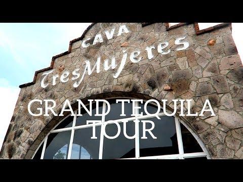 Guadalajara Mexico: The Grand Tequila Tour