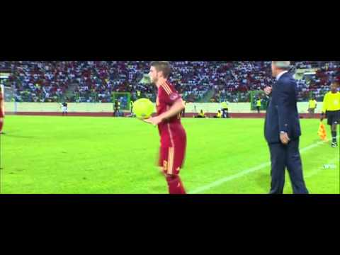 Alberto Moreno vs Equatorial Guinea (Away) HD 720p (16/11/2013)