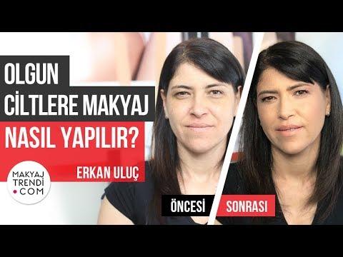 Olgun Ciltlere Makyaj Nasıl Yapılır? – Erkan Uluç