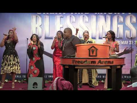 Big Bolaji and Freedom Voice - Thanksgiving Praise