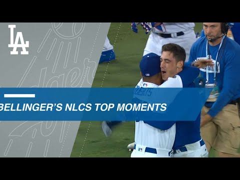 Cody Bellingers top NLCS moments