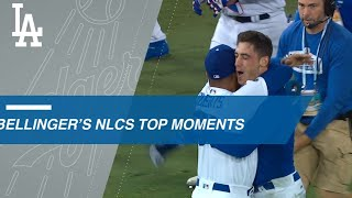 Cody Bellinger's top NLCS moments