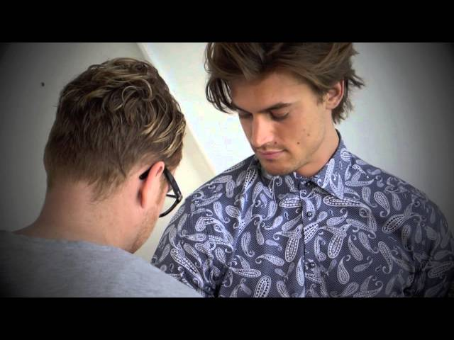 Bruun & Stengade - Photoshoot SS14 (behind the camera) Part 1